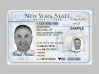 ny driver's license