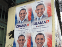 Campaigners Want Barack Obama to Run for President — of France