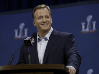 NFL Commish Goodell 'Fine' with Trump's Kaepernick Comments