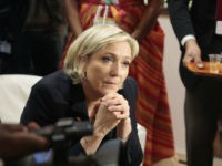 EU Votes To Strip French Presidential Hopeful Le Pen of Parliamentary Immunity From Prosecution