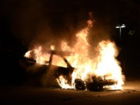 Masked Gangs Set 100 Cars Ablaze Across Swedish No-Go Zones
