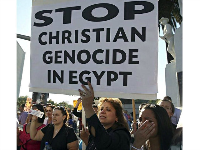 FaithWorld Egypt's Christian minority wary of too much foreign support By Tom Heneghan December 21, 2011 (Coptic Christians in Los Angeles, U.S.A. protest against the killings of people during clashes in Cairo between Christian protesters and military police, and what the demonstrators say is persecution of Christians, photo taken October …