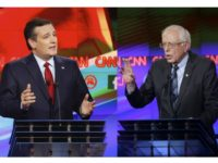 ted-cruz-bernie-sanders CNN AP Photos