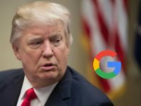 Donald Trump: Google Trying to Rig the Election