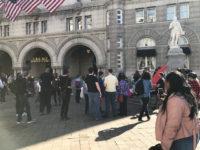 LGBT Anti-Trump Protest in DC Fizzles Bigly