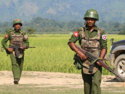 Myanmar's four-month military crackdown on Rohingya Muslims has likely killed hundreds of people, the UN said