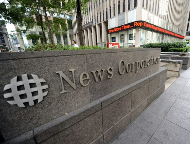 The News Corporation  whose newspaper assets also include the Wall Street Journal and Times of London -- reported a loss of $290 million in the fiscal quarter ending December 31