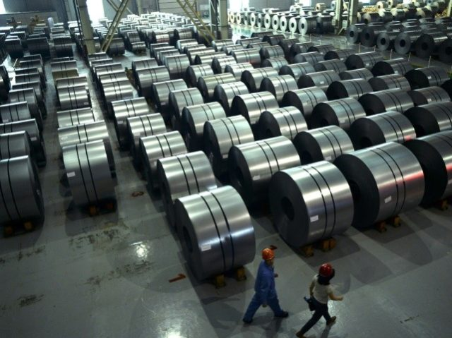 China's operating steelmaking capacity increased by 36.5 million tonnes in 2016 -- more than twice as much as the total production capacity of Britain, says a report