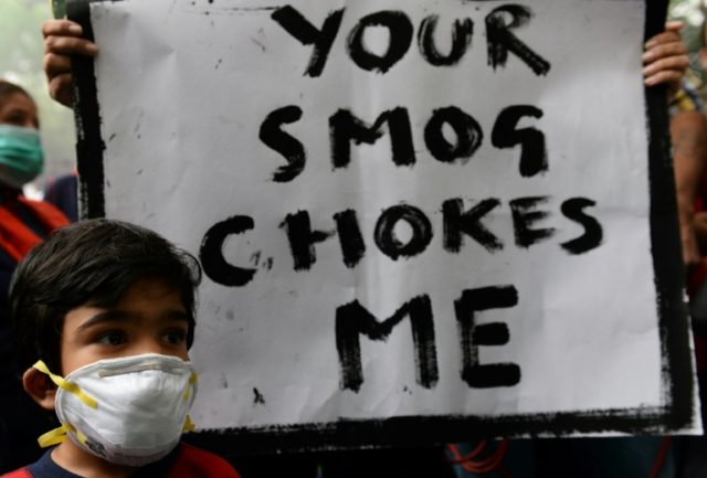 India's notoriously poor air quality causes nearly 1.1 million premature deaths every year, almost on par with China, concluded a joint report by two US-based health research institutes