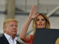 Leftists Attack Melania Trump's Invocation of 'The Lord's Prayer'