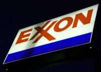 Exxon Mobil cut its proved oil reserves by three billion barrels to 20 billion barrels at the end of 2016