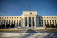 Federal Reserve officials said their outlook for the economy and interest rates had not changed much since December 2016, when they indicated three rate hikes were likely in 2017