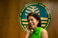 Philippine Environment Secretary Regina Lopez is campaigning to close roughly two-thirds of the existing mines in the country