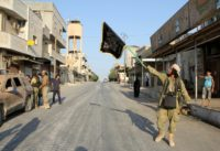 """The Jund al-Aqsa rebel group, which is considered close to the jihadist Islamic State group, is reviled by most rebels in Syria and is designated a """"terrorist group"""" by Washington"""