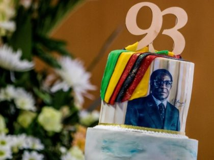 The annual birthday party for Zimbabwe's President Robert Mugabe is reported to cost up to $1 million (0.9 million euros)