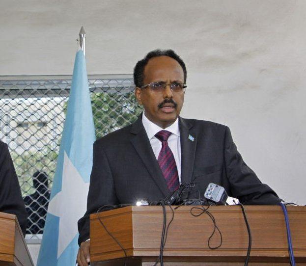 Mohamed Abdullahi Farmajo, Hassan Sheikh Mohamud