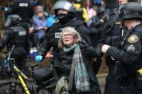 Over a Dozen Arrests Following Anti-Trump Violence in Portland