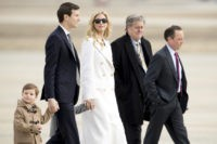 White House: Daily Mail Story About Ivanka Trump and Steve Bannon 'Totally False'