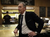 Starbucks CEO Ducks Question About Hiring Refugees Instead of Americans