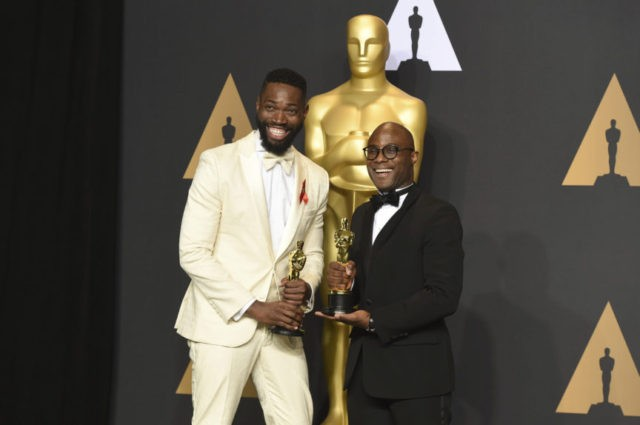 Tarell Alvin McCraney, Barry Jenkins