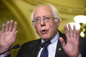 Sanders proposes increasing Social Security for poor seniors $1300 a year