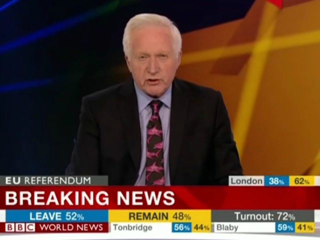 BBC EU Referendum Result