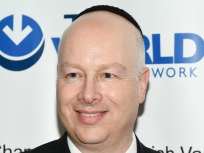 Real estate attorney and Donald Trump's Israeli advisor Jason Greenblatt attends the Champions of Jewish Values International Awards Gala at the Marriott Marquis on Thursday, May 5, 2016, in New York. (Photo by Evan Agostini/Invision/AP)