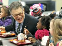 Al Franken School Lunch-AP