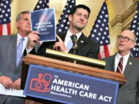 CBO Report: AHCA Drops Number of Insured by 23 Million by 2026