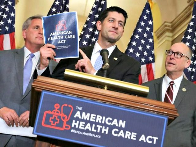 American Health Care Act CHIP SOMODEVILLAGetty
