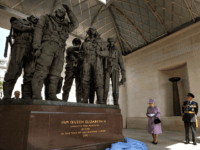 Khan's London: World War II Memorial and Churchill Statue Desecrated