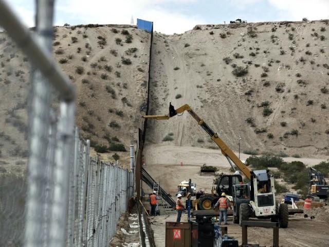 Congress Mulls Illegal Immigrant Tax To Fund Border Wall