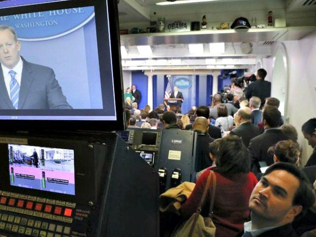 Brady Press Briefing Room APPablo Martinez Monsivais
