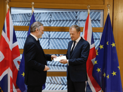 TRIGGERED: Britain Invokes Article 50 to Begin Brexit Process