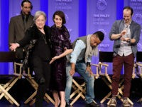 Cuba Gooding Jr. Sparks Outrage After Lifting Sarah Paulson's Dress at PaleyFest Panel