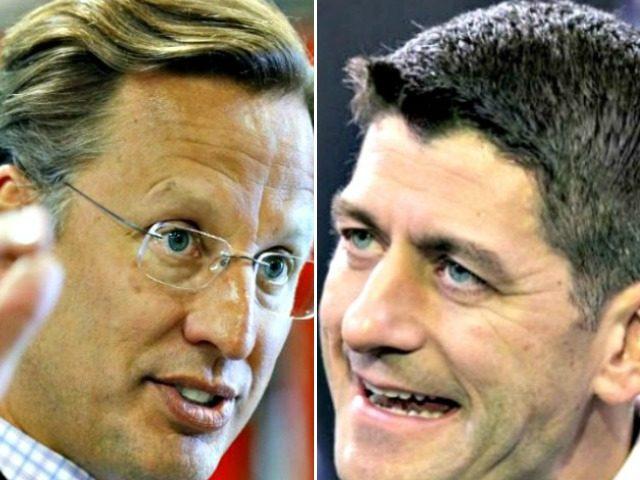 Dave Brat and Paul Ryan