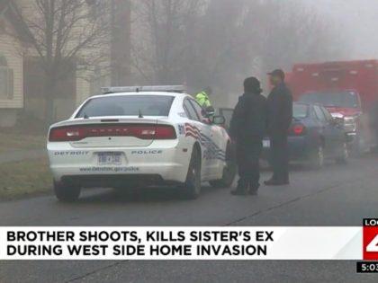 Man Kicks in Ex-Girlfriend's Door, Dies from Multiple Gunshot Wounds