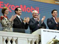 Exxon Mobil Richard DrewAP