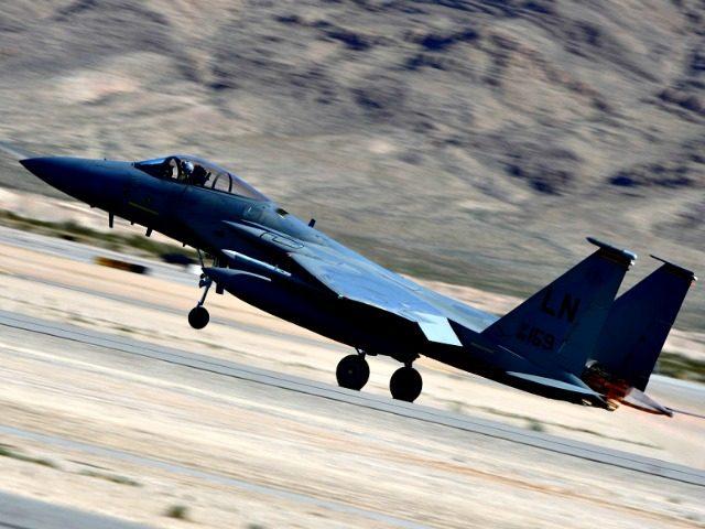F15C Eagle U.S. Air Force