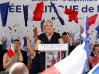 Goldman Sachs Tells Investors Marine Le Pen Could Be France's Next President
