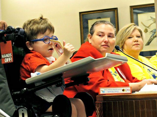 Families with Disabilities APMelinda Deslatte