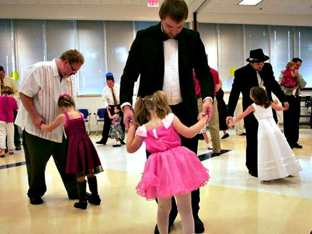 Father-Daughter Dance AP