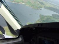 San Luis Reservoir (Joel Pollak / Breitbart News)