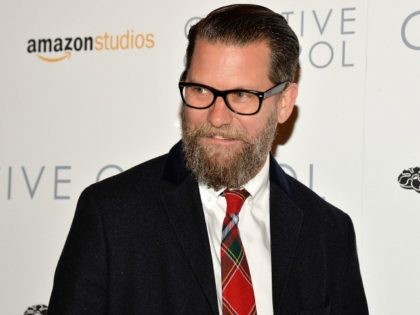 NEW YORK, NY - MARCH 03: Gavin McInnes attends 'Creative Control' New York Premiere at Sunshine Landmark on March 3, 2016 in New York City. (Photo by Slaven Vlasic/Getty Images)