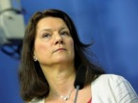 Ann Linde, Swedish Minister for EU and Trade