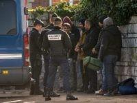Calais Migrants