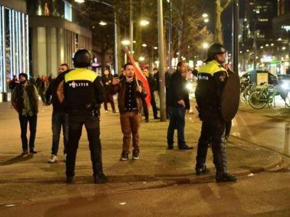 NETHERLANDS-TURKEY-POLITICS-DEMO