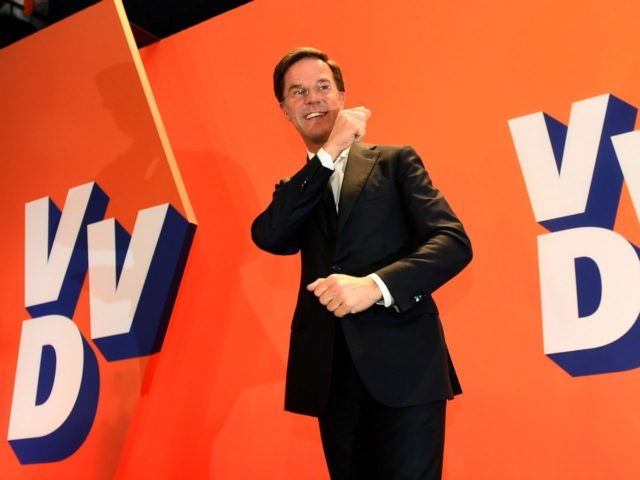 Rutte and Wilders face-off in Dutch general election
