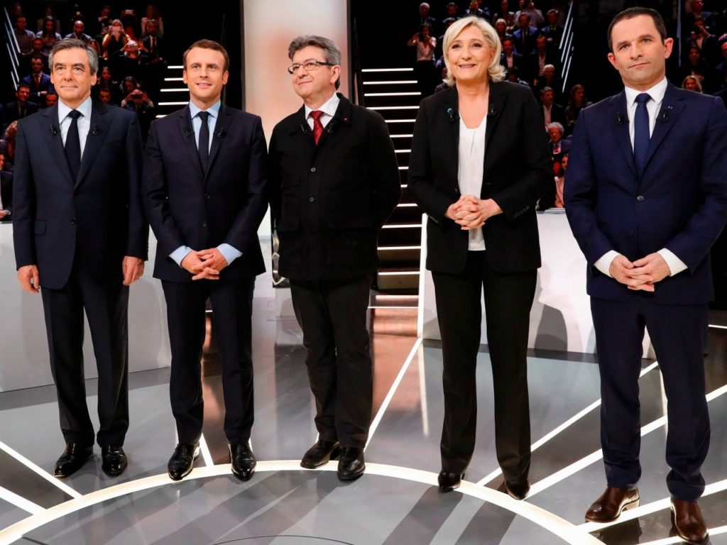French Election: More Undecided Voters than Ever Before
