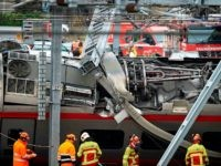 Italian Train Derails in Switzerland, Seven Injured
